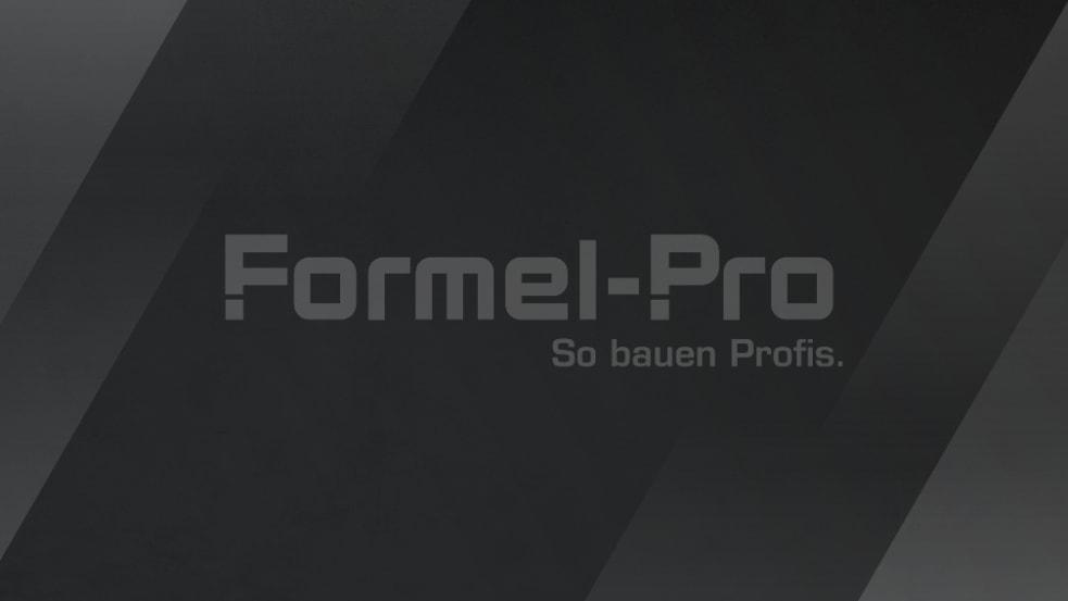 Formel-Pro Ausgleichsmasse Anwendervideo