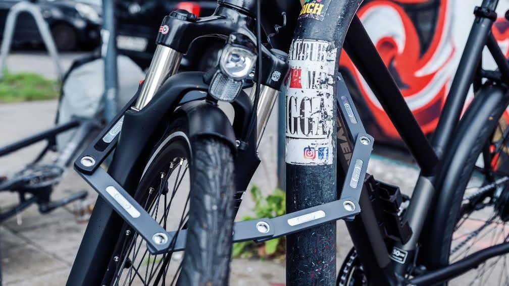 ABUS Fahrradschloss Bordo