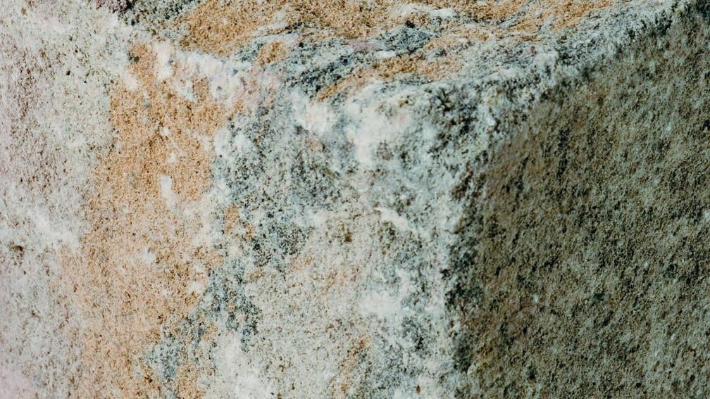 Diephaus Gebrochene Oberfläche