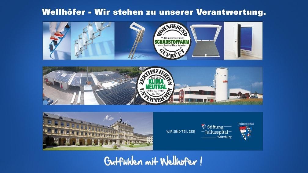 Wellhöfer Standort