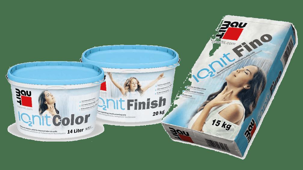 Baumit Ionit-Produkte