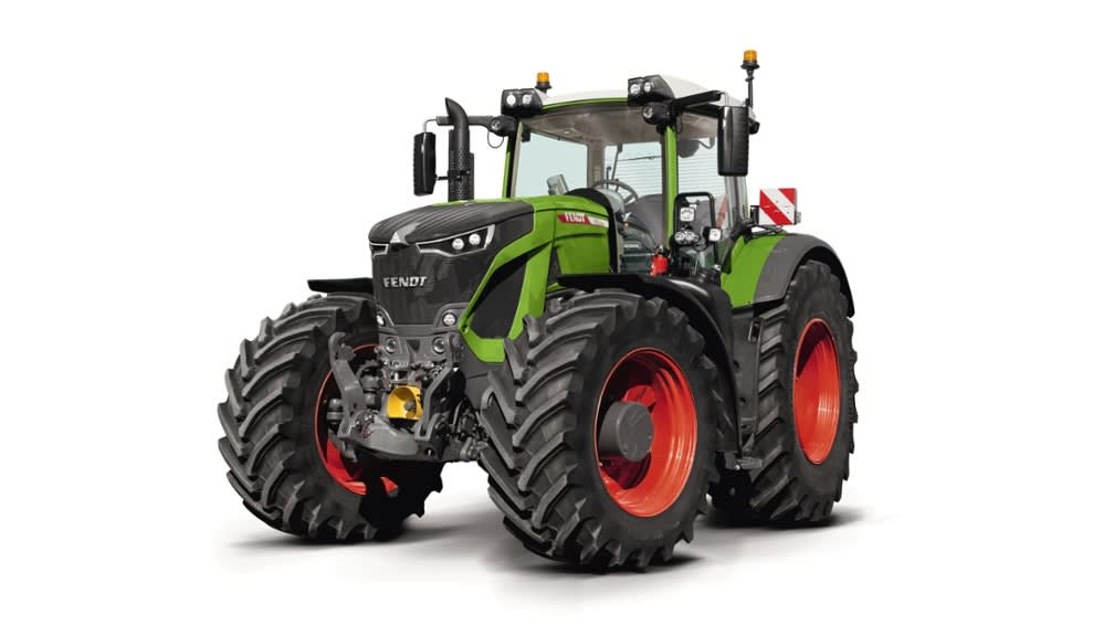1 Maschine aus dem Fendt Traktorenprogramm