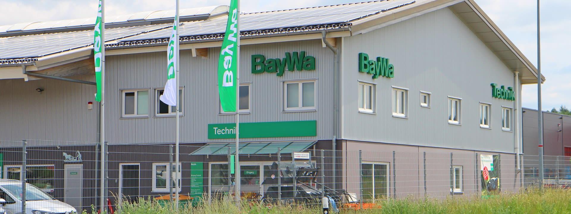 BayWa Technik Eggenfelden