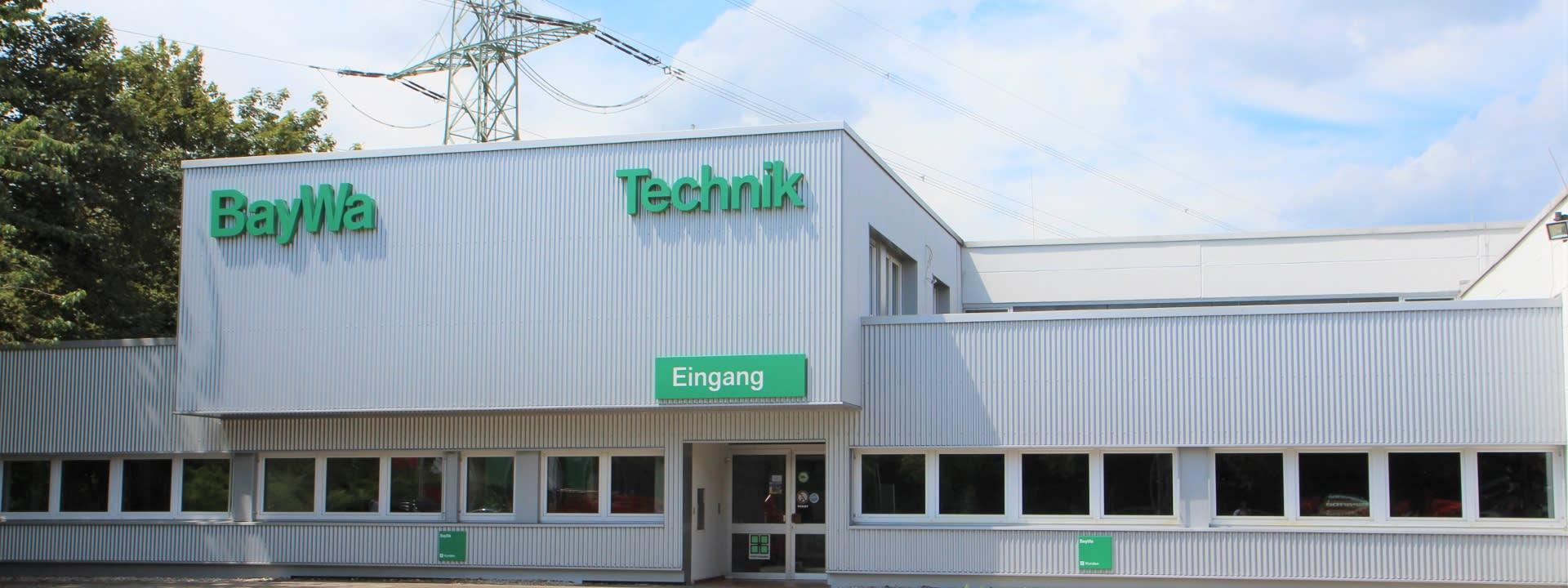 BayWa Technik Ravensburg
