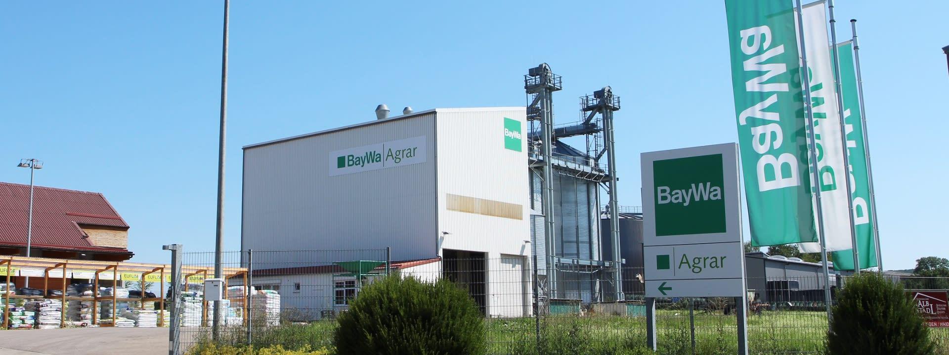 BayWa Agrar Engstingen-Haid