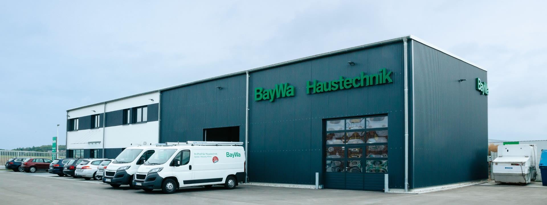 BayWa Haustechnik Pfarrkirchen