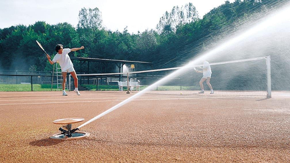 Bewässerung private und gewerbliche Grünflächen