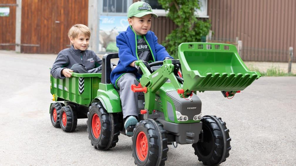 Tret-Traktor