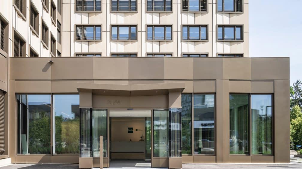 Der BayWa Hauptsitz in München