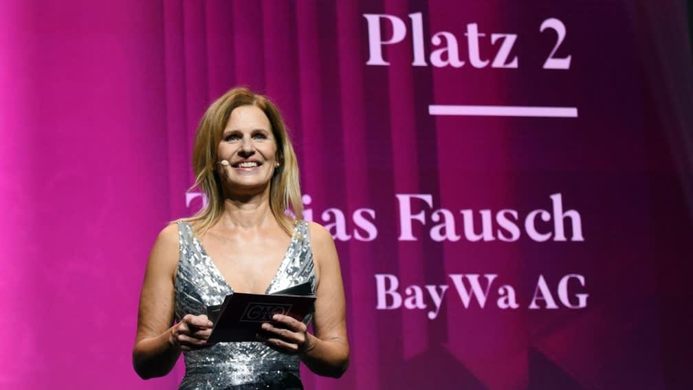 CIO des Jahres 2019 - Tobias Fausch gewinnt den 2. Platz