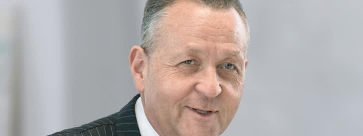 Vorstand der BayWa AG Prof. Klaus Josef Lutz