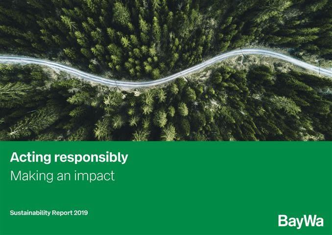 Sustainability Report 2019