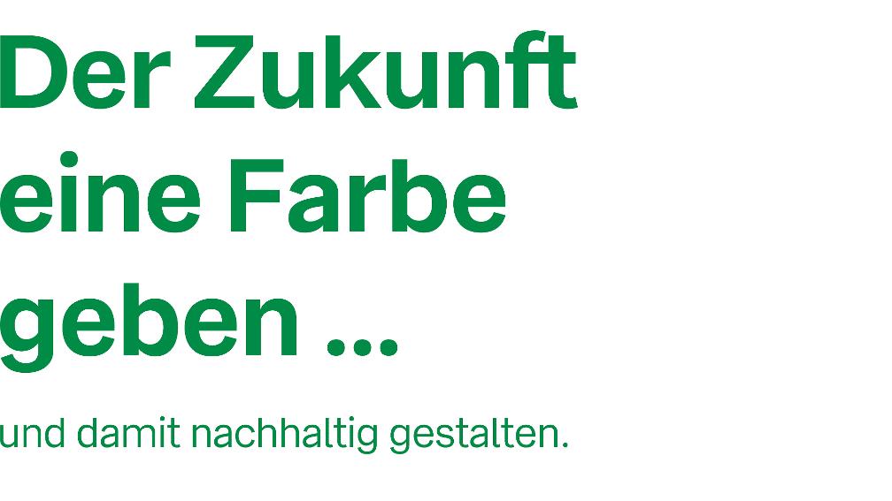 Text Farbe grün
