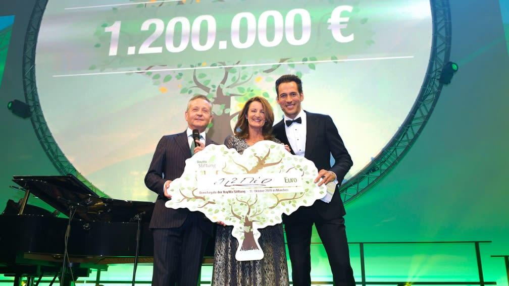 1,2 Mio € in 2019