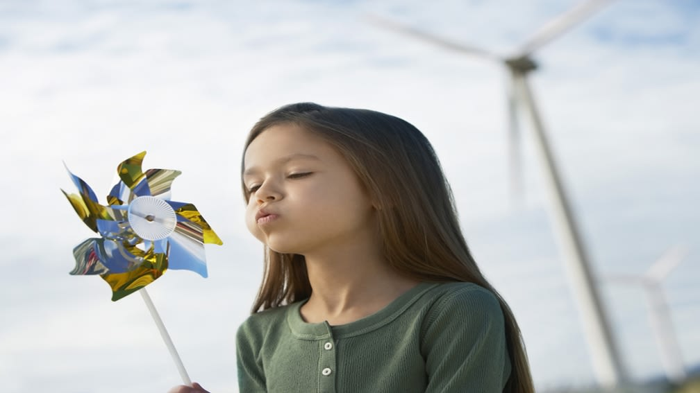 Donate to renewable energy education for children