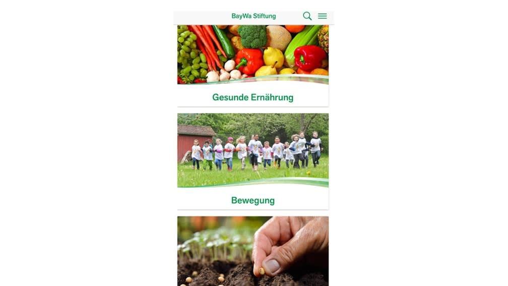 Kostenlose App Essen+Wissen