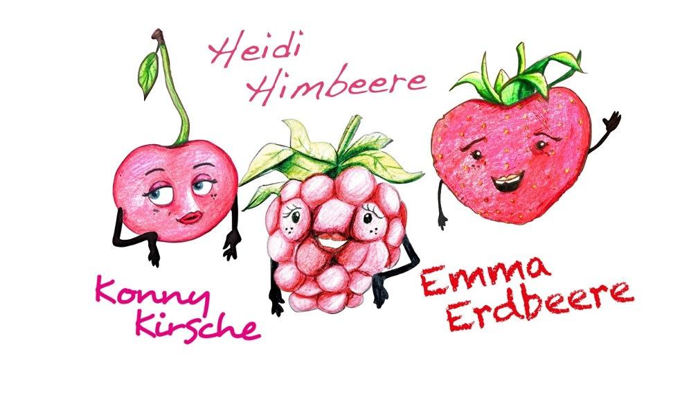 Heidi, Konny, Emma