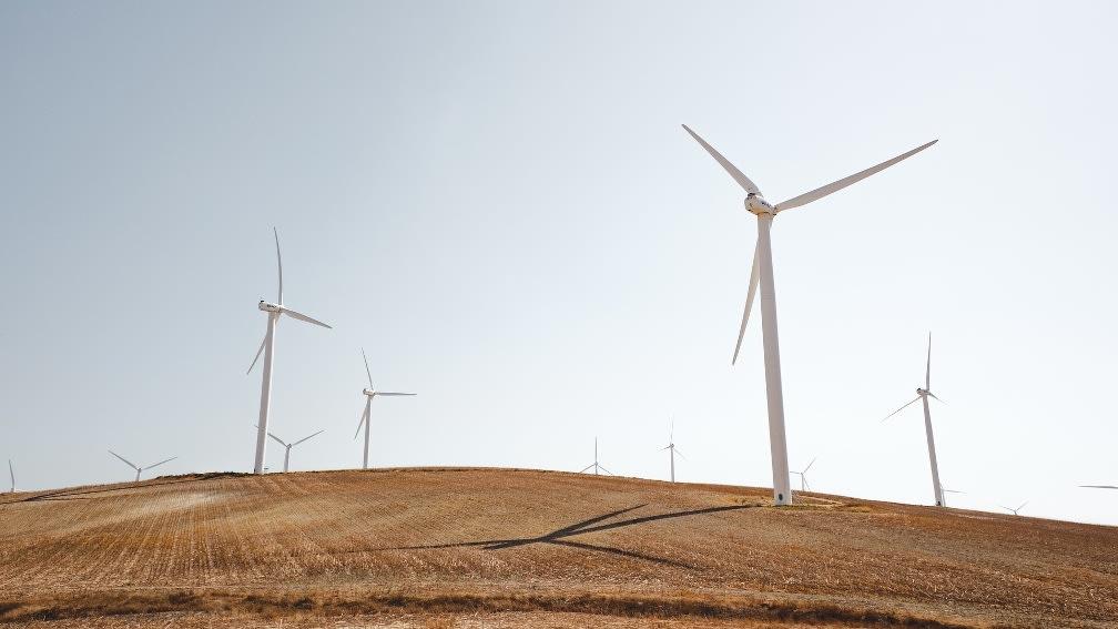 Onshore Windkraftanlage