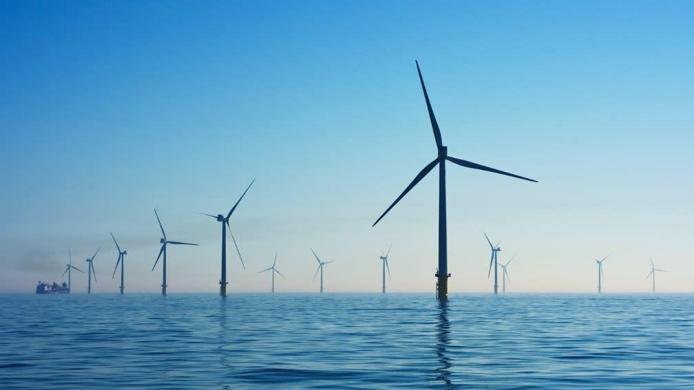 Offshore Winkraftanlage