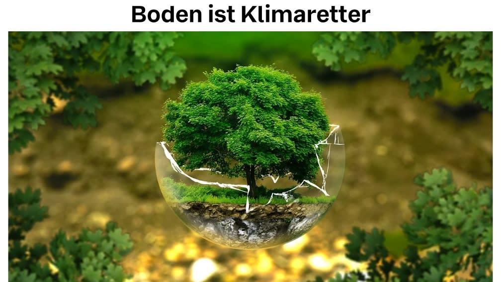Boden ist Klimaretter
