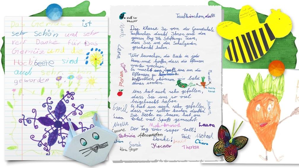 Leserbriefe Kinder