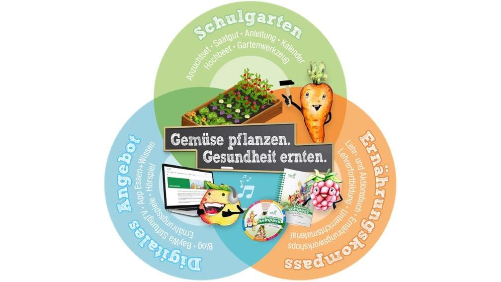 Das ganzheitliche Ernährungsbildungsprogramm