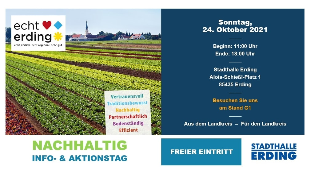 Info- & Aktionstag Nachhaltig