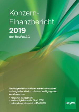 Konzernfinanzbericht 2019