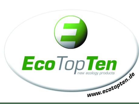Eco TopTen Auszeichnung