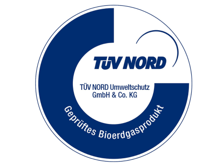 TÜV Nord Gütesiegel