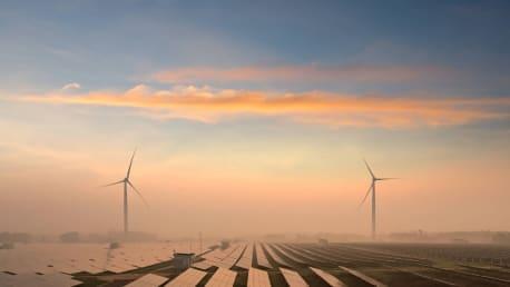 Wind- & Solarenergie