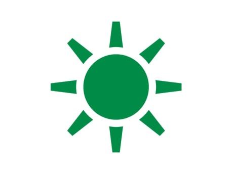 Piktrogramm Sonne