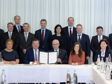 climate agreement of Munich's economy