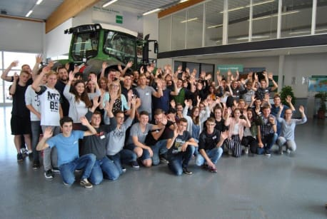Welcome Day Apprentices