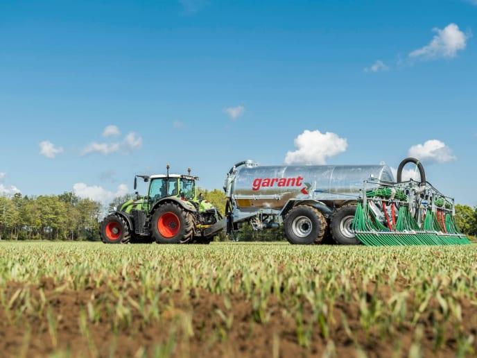 Bodenbearbeitung: Gülletechik in großer Auswahl