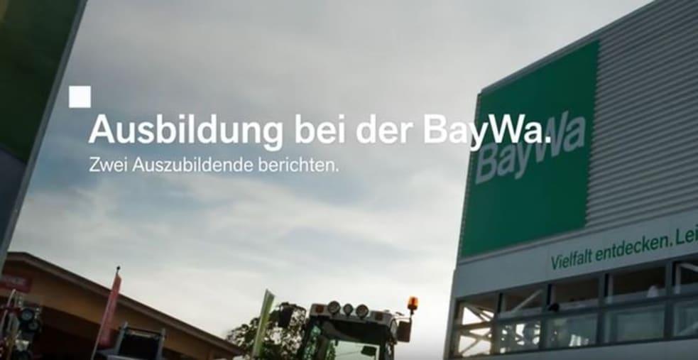 Ausbildung bei der BayWa