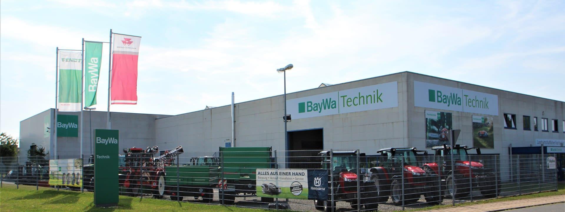 BayWa Technik Giebelstadt