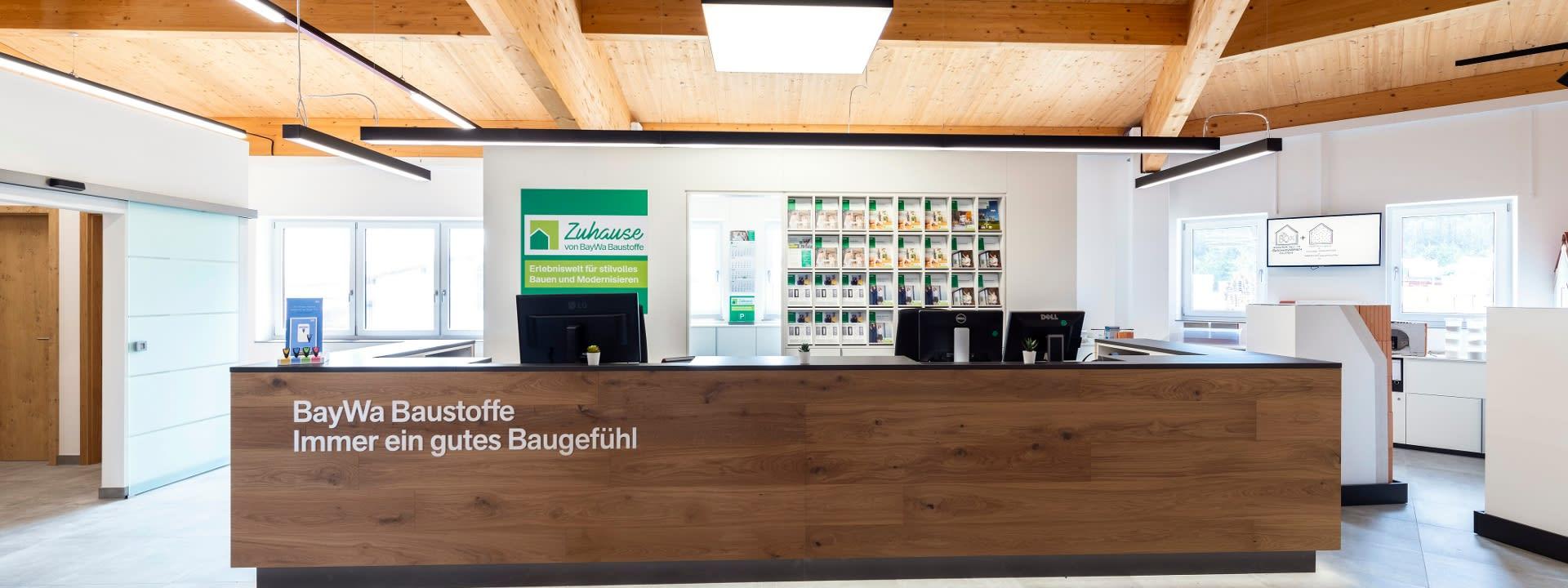 BayWa Baustoffe Babenhausen