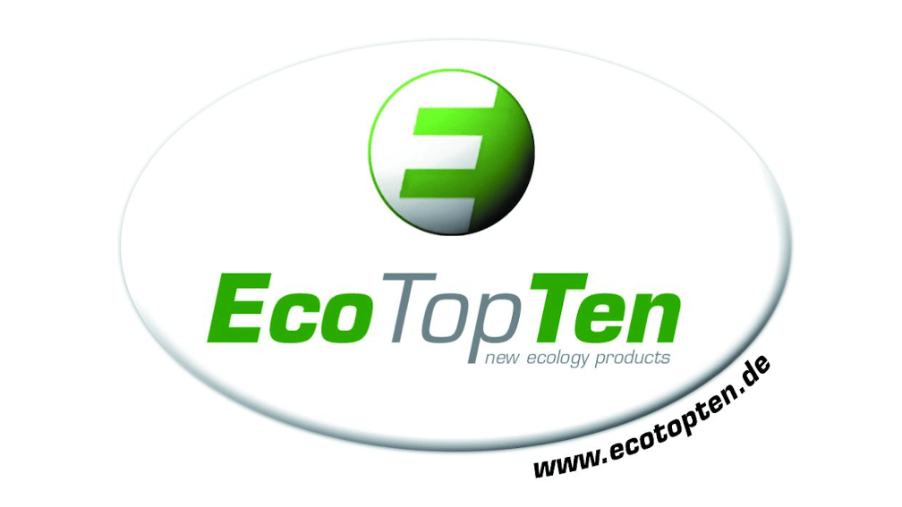 EcoTopTen Siegel