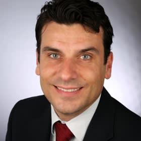 Josko Radeljic, Leiter Investor Relations