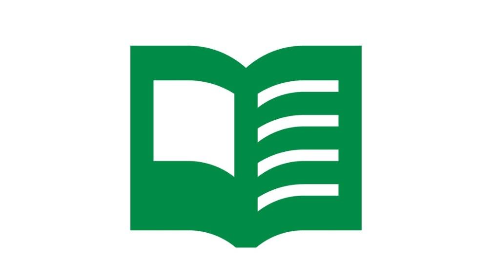 Piktogramm Buch