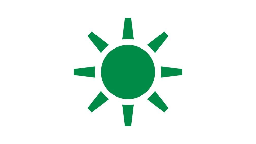 Piktogramm Sonne
