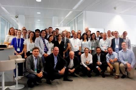 Teilnehmer der Finalist Days in München