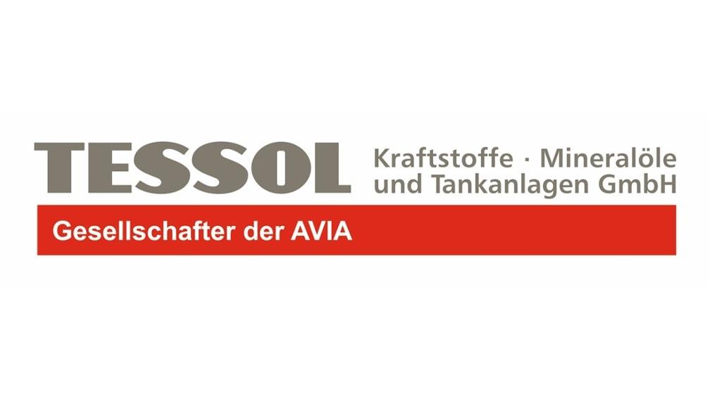 Logo der TESSOL Kraftstoffe, Mineralöle und Tankanlagen GmbH, Stuttgart