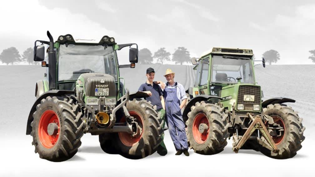Tractors 60's