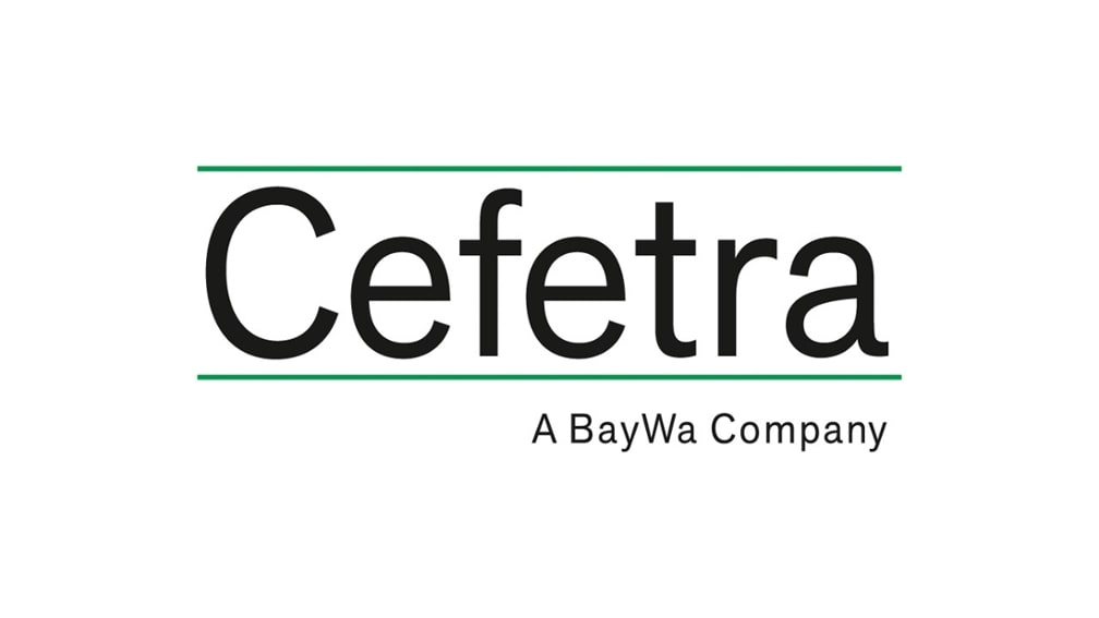 Logo of Cefetra Group, Rotterdam