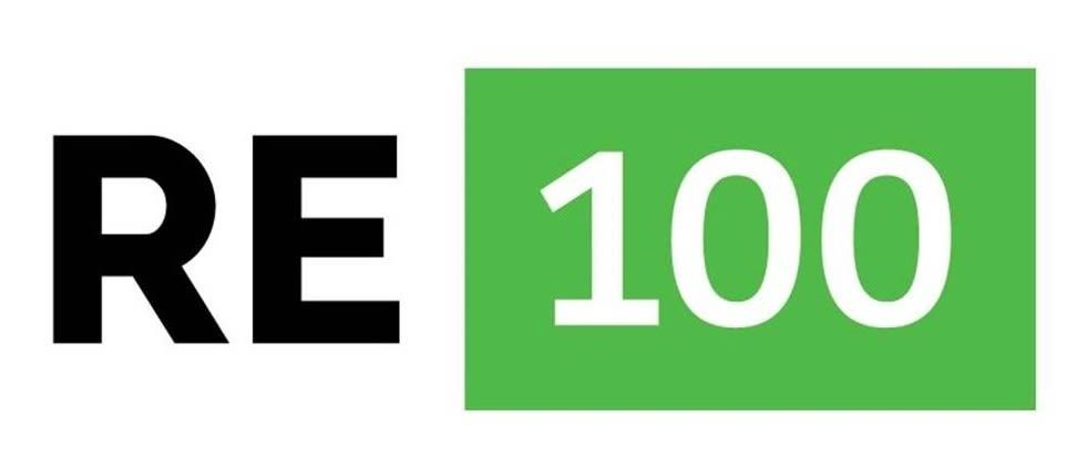 RE 100 Logo
