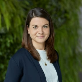 Jessica Paffen Leiterin Corporate Sustainability