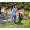 Rewatec Garten-Komplettanlage Neo Premium 7100 l, RWNE7113, begehbar