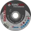 Toroflex Stahl Trennscheibe Progress A46T INOX 115 x 22,23 mm